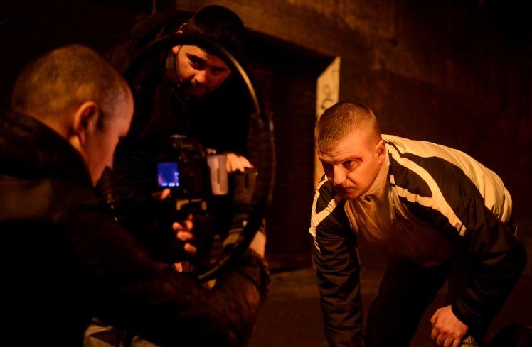 """A DECENT SKIN"" promo shoot"
